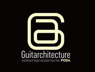 Aug. 15, 2021  GUITARCHITECTURE #01
