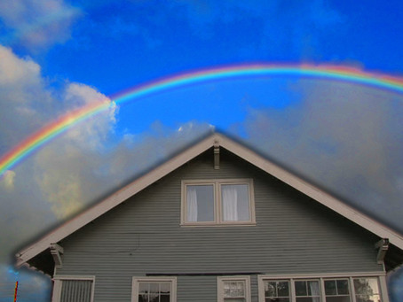 A 92-Year-Old Rainbow
