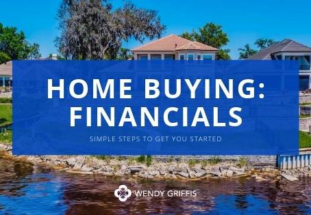 Home Buying: Financials