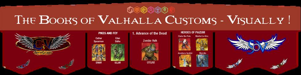 The Hall of Valhalla Custom