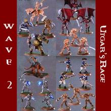 Wave 2 - Utgar's Rage