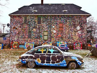Detroit's 'Zombie Land' Finds Hope In Heidelberg Art Project