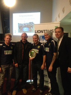 2012 London Club of the Year