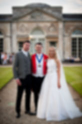Best Shropshire Wedding Toastmaster Dean Barlow