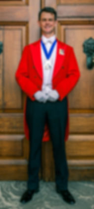 Best Wedding Toastmaster Dean Barlow Shropshire