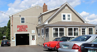 Auto repair shop street view Hampton NH