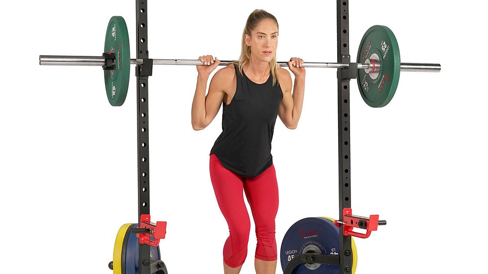 Power Zone Squat Stand 805lb weight capacity