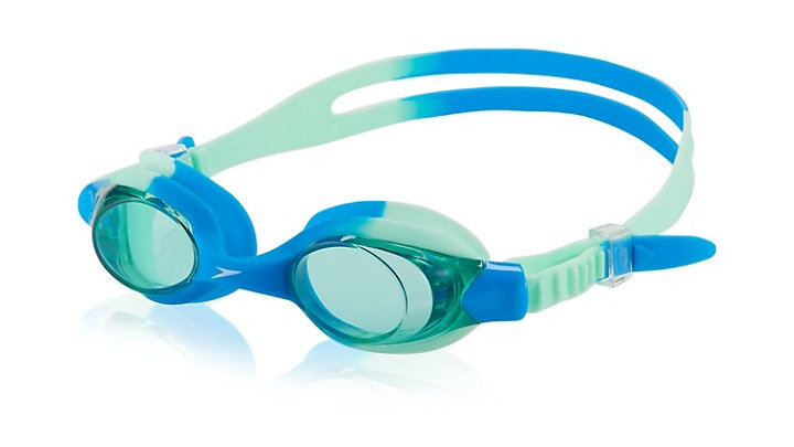 Speedo Kids Skoogles Blue/Mint