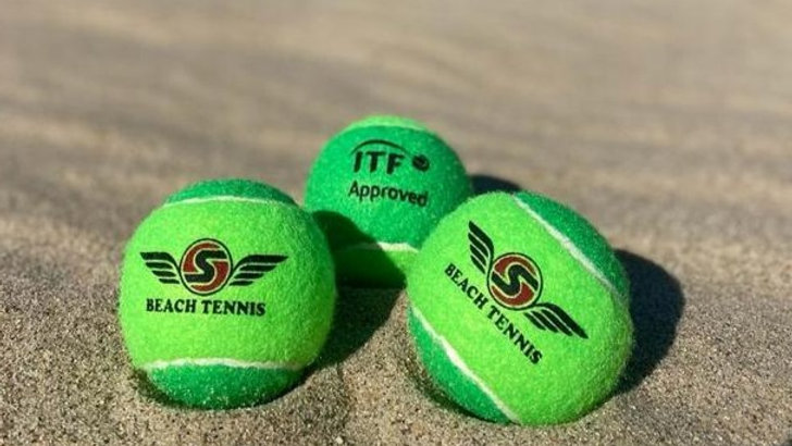 SexyBrand LIMITED EDITION - 3pack The Tropical S Ball in Guava Green - ITF APP.