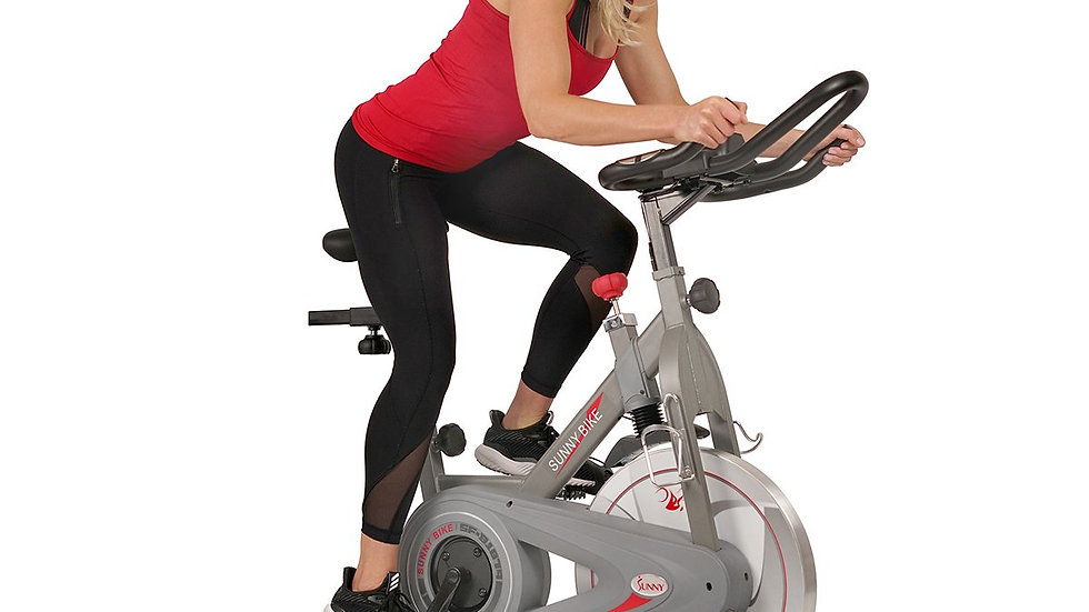 Sunny Health Synergy Magnetic Indoor Cycling Bike
