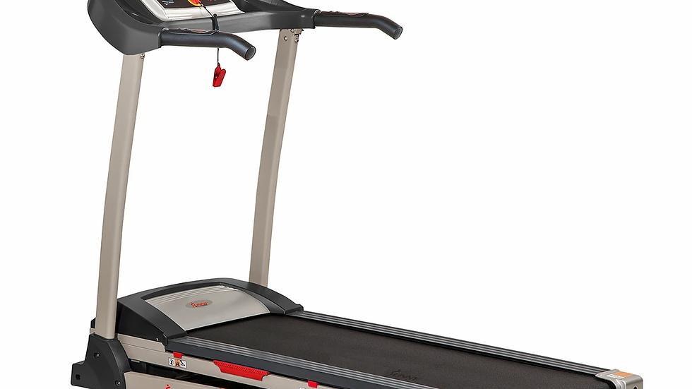 Sunny Health Treadmill w/ Manual Incline 220lb Max