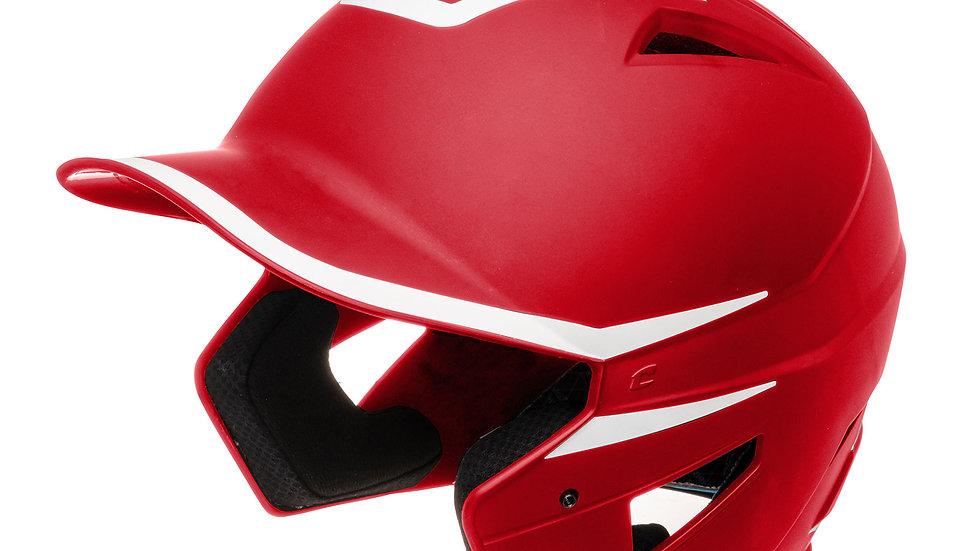 Senior HX Legend Batting Helmet Red