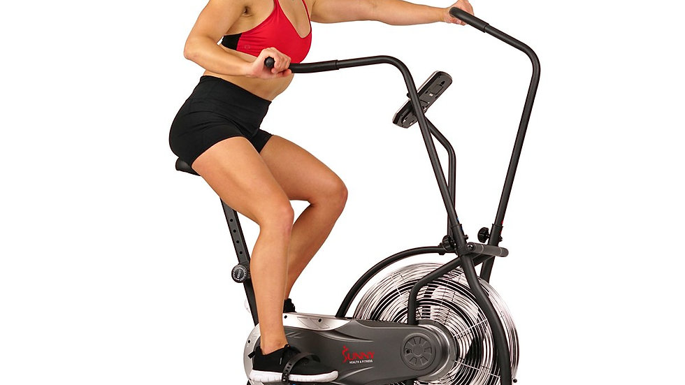 Sunny Health Zephyr Air Bike