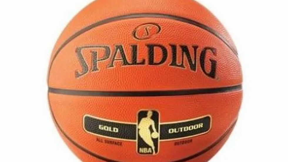 Spalding Gold Outdoor