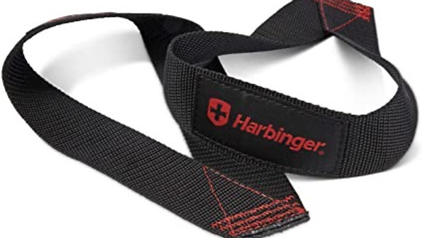 Harbinger Olympic Lifting Strap (Black)