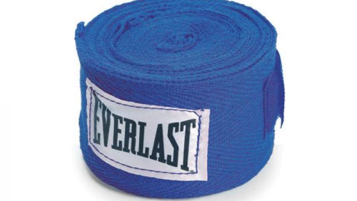 "Everlast 120"" HandWraps Blue"