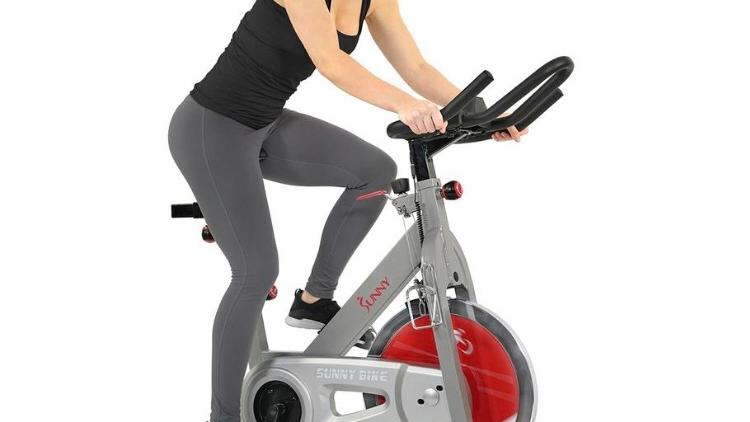 Sunny Health Fitness Pro II Cycling Bike(275lb max)