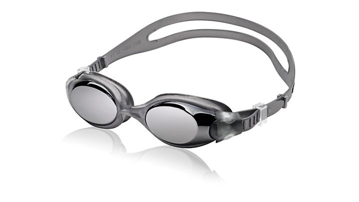 Speedo Hydrosity Mirrored Goggle Charcoal