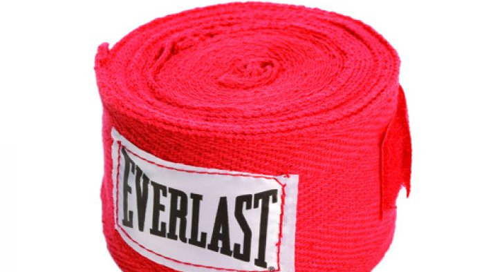 "Everlast 180"" HandWraps Red"