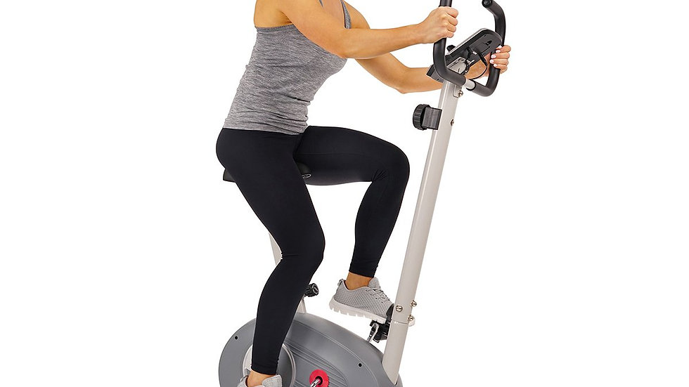 Sunny Health Exercise Bike 240lb Max