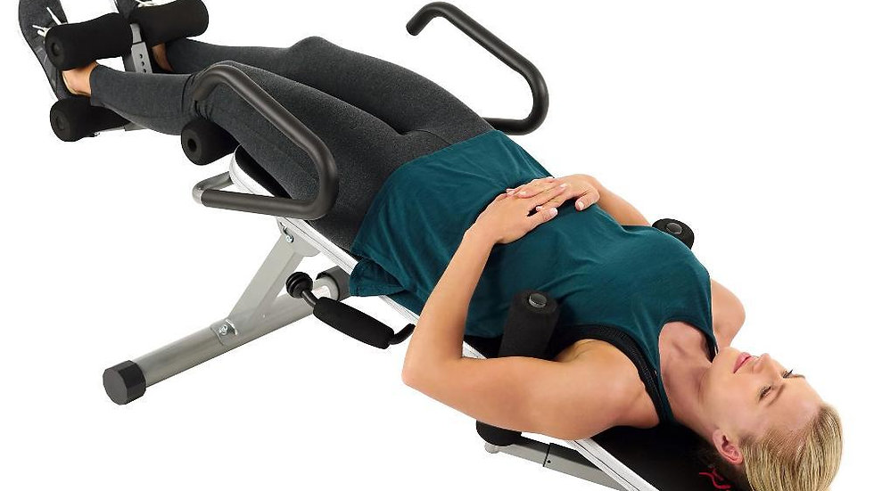 Sunny Health Back Stretcher for Backpain Relief, Decompression Therapy