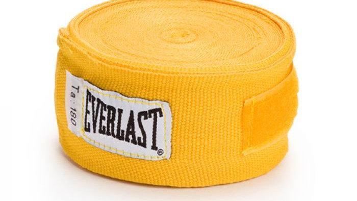 "Everlast 180"" HandWraps Yel"