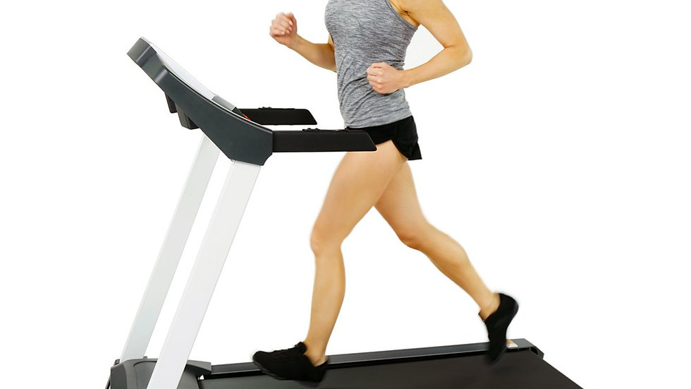 Sunny Health Treadmill+Auto Incline+ Sound System+ Bluetooth+ Phone Function