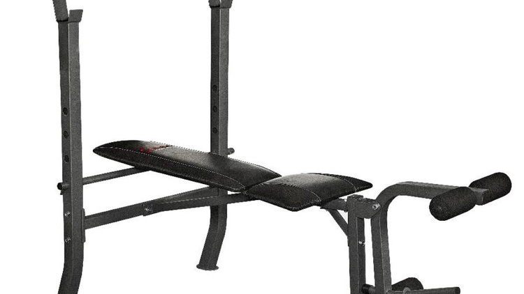 Sunny Health Adjustable Weight Bench