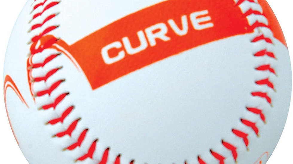 Curve Pitcher Training Baseball