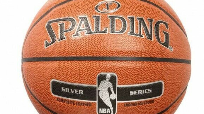 Spalding Silver Series All Surface Outdoor