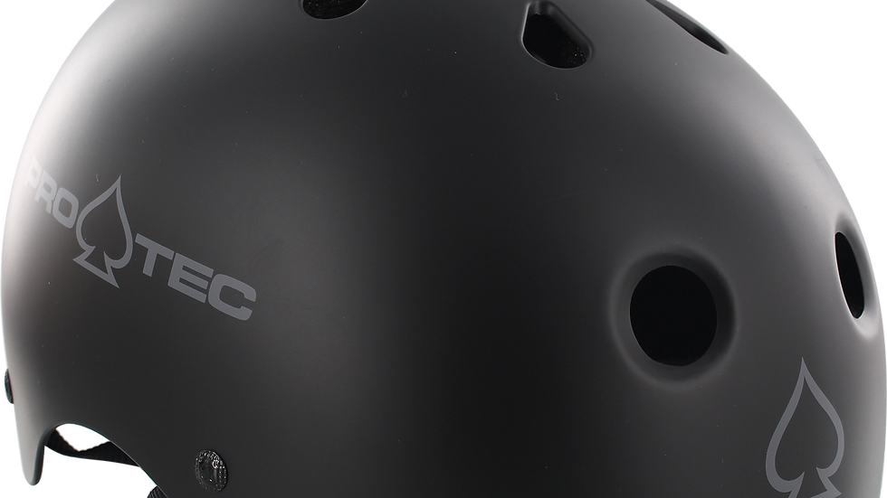 ProTec Classic Matte Black S