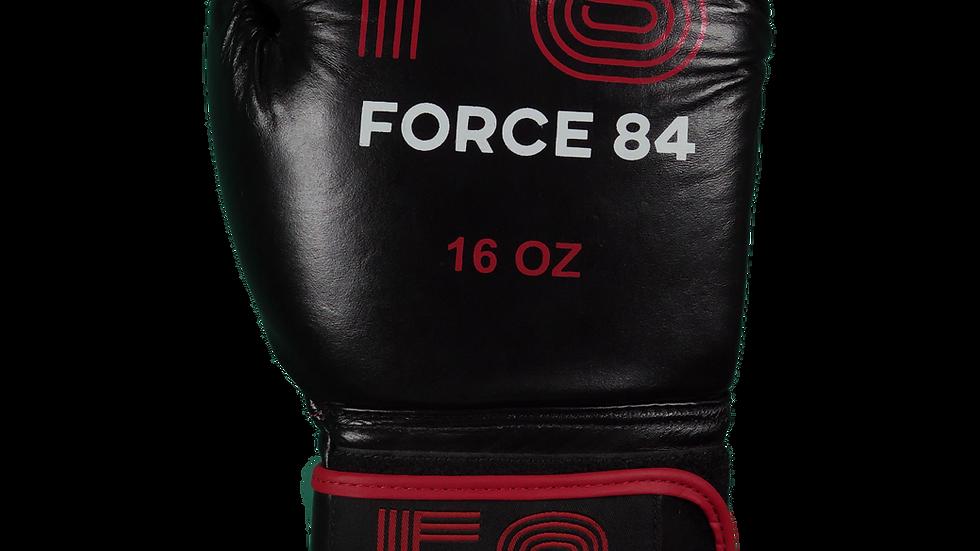 Force84 16oz Boxing Gloves