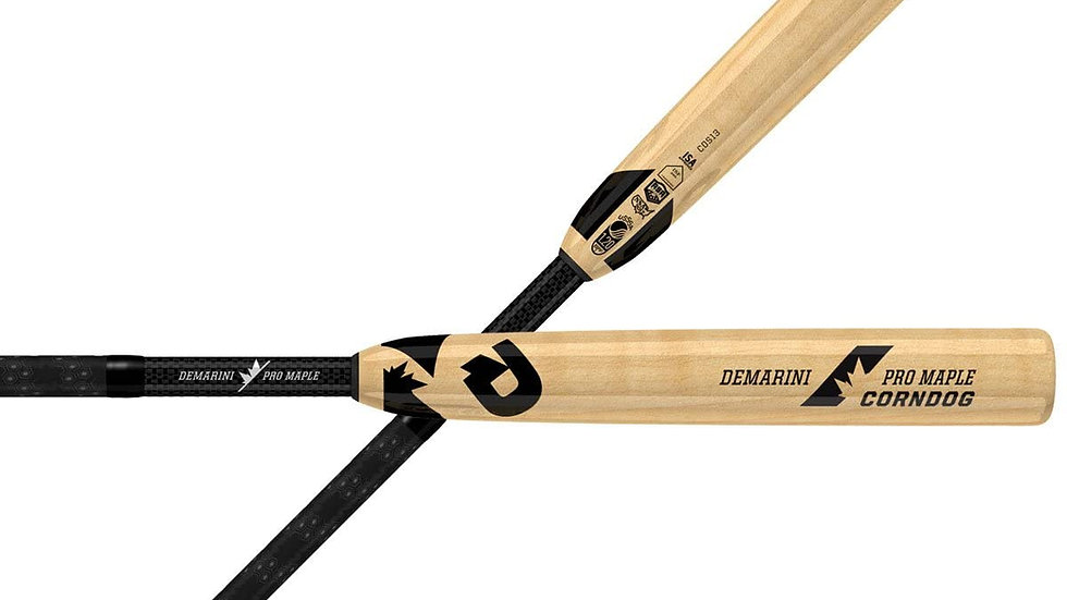 "Demarini Pro Maple Corndog 34"""