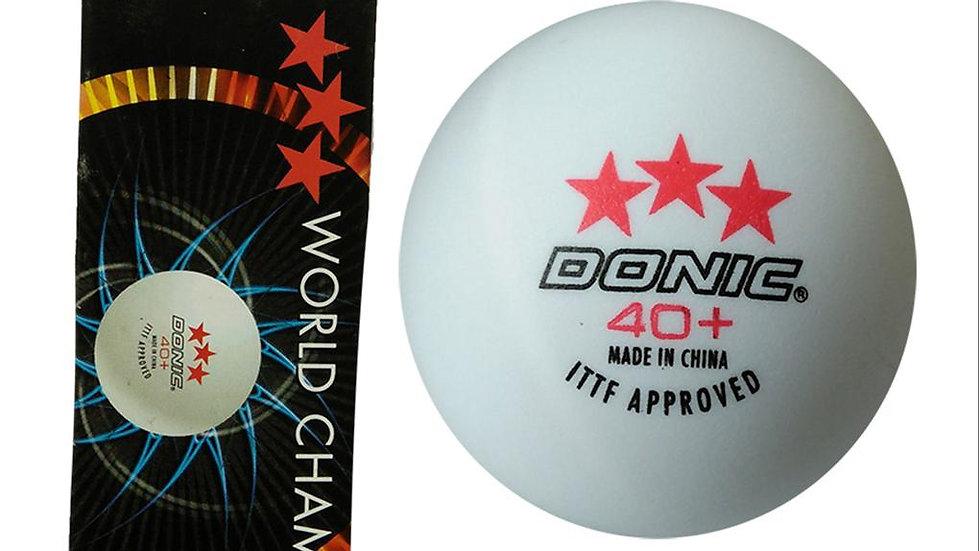 Donic World Champions ITTF balls