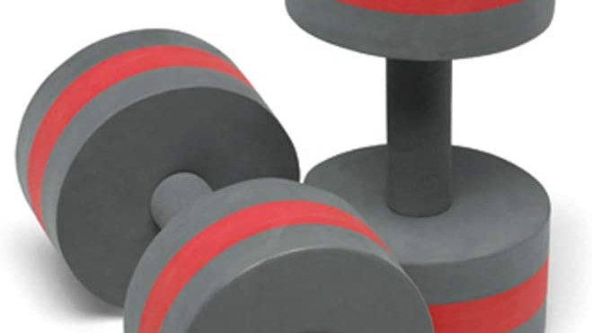 Speedo Unisex Swim Aqua Fitness Barbell