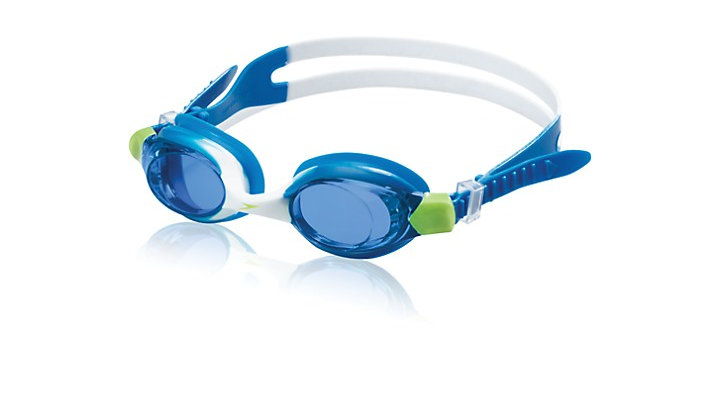 Speedo Kids Skoogles Blue/White