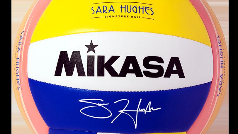 Mikasa Sarah Hughes Signature