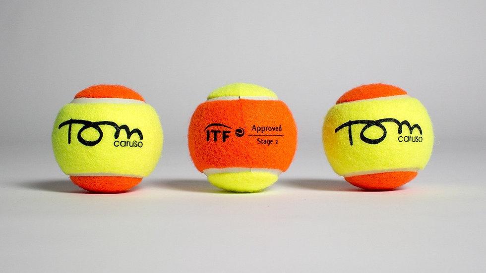 Tom Caruso ITF Beach tennis balls 3pack