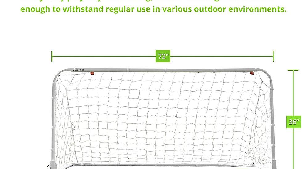 Champion Sport Easy Fold Goal 6x3'
