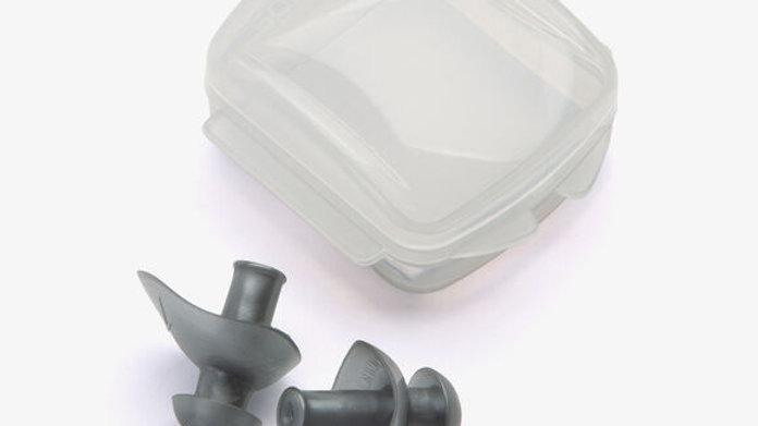 Speedo Unisex Ergo Earplug Grey