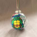 Ninja Turtle Bauble