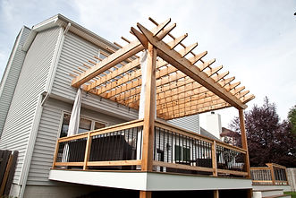 Cedar Pergola and Railing Lincoln NE.jpg