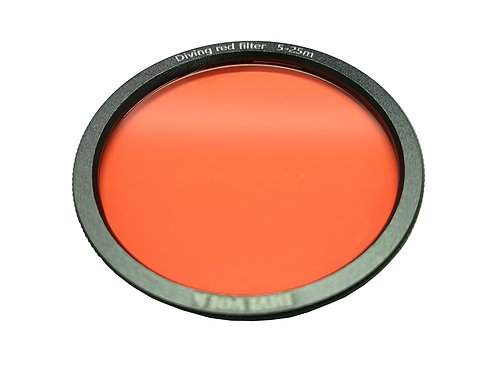 Underwater Red Filter (52mm)