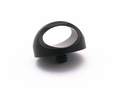 Ring in black