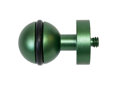 Orbit in green