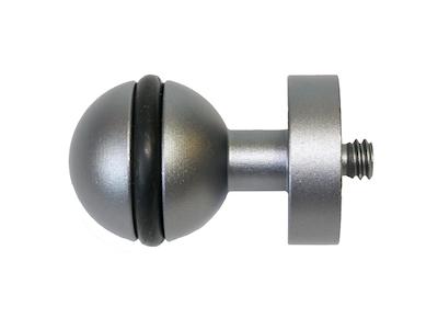 Orbit in silver