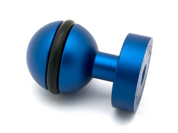 Orb in blue