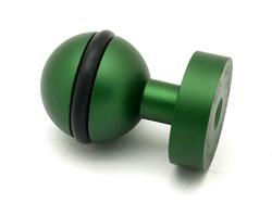 Orb in green