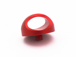 Ring in red