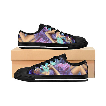 Women's Canvas Shoes Sneakers - Aurora